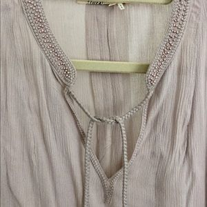 Anthropologie Floreat blouse size 0
